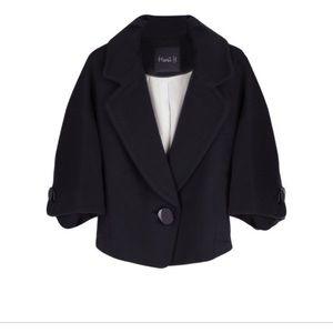 Hanii Y cropped wool jacket 38